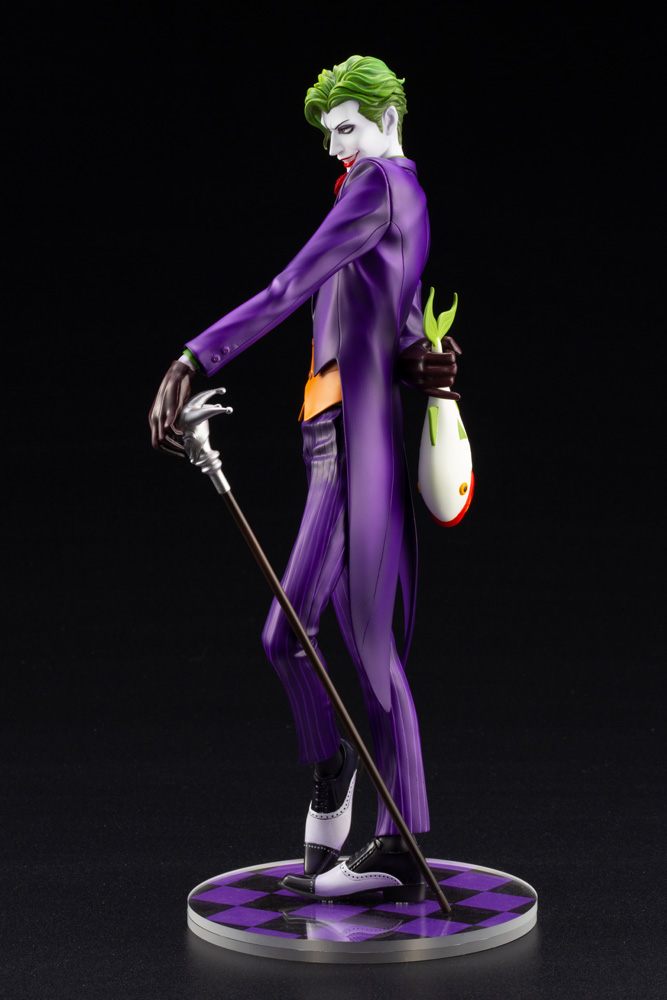The Joker Ikemen série Statue Koto-t16