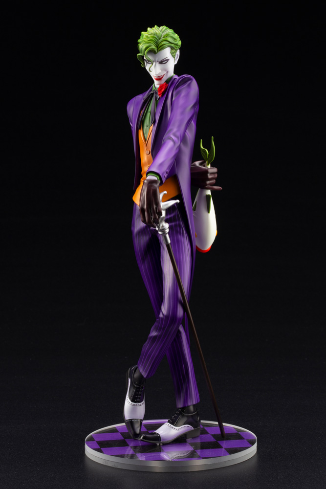 The Joker Ikemen série Statue Koto-t17