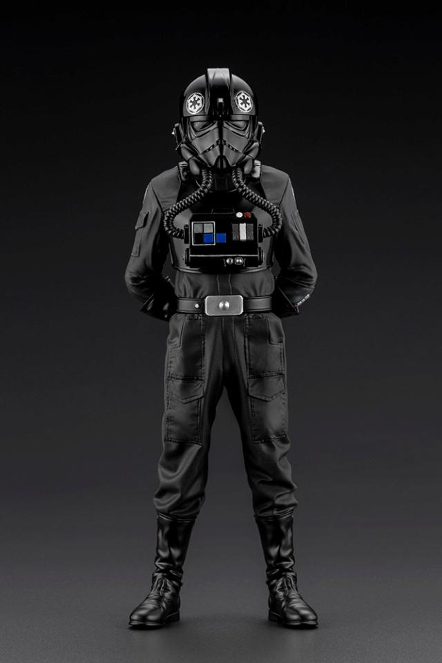 Star Wars TIE Fighter ARTFX+ Statue Koto-t35