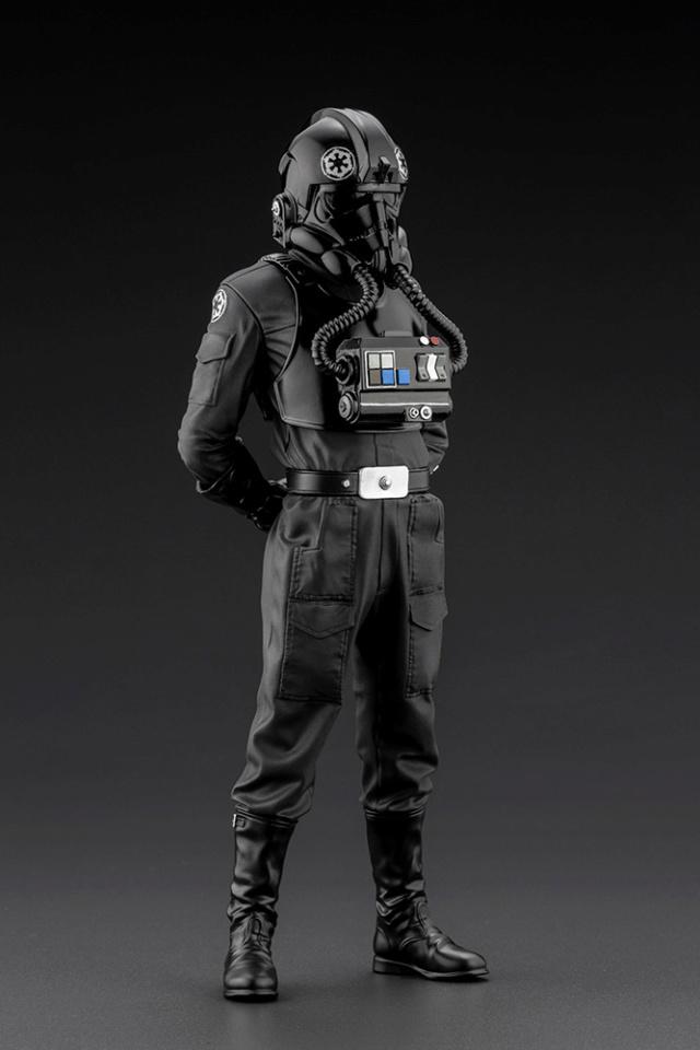 Star Wars TIE Fighter ARTFX+ Statue Koto-t36