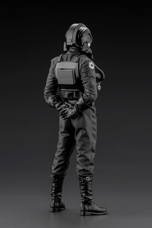 Star Wars TIE Fighter ARTFX+ Statue Koto-t37