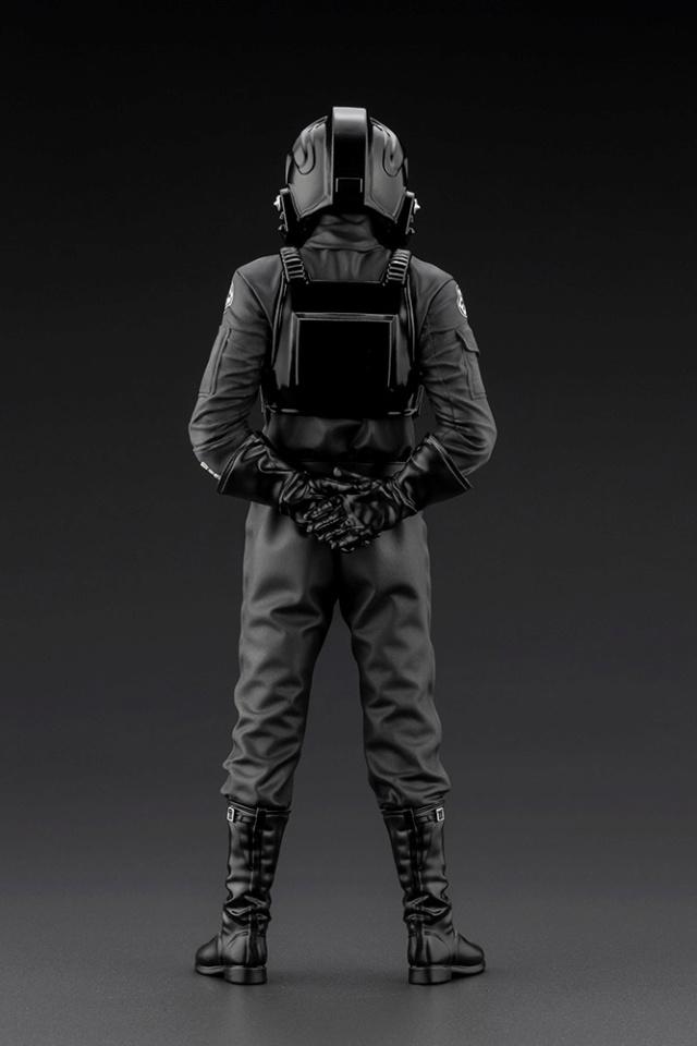 Star Wars TIE Fighter ARTFX+ Statue Koto-t38