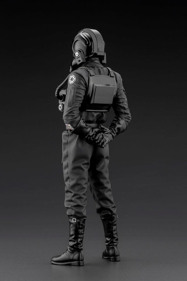 Star Wars TIE Fighter ARTFX+ Statue Koto-t39