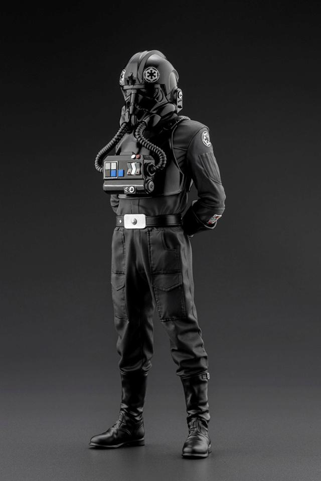 Star Wars TIE Fighter ARTFX+ Statue Koto-t40