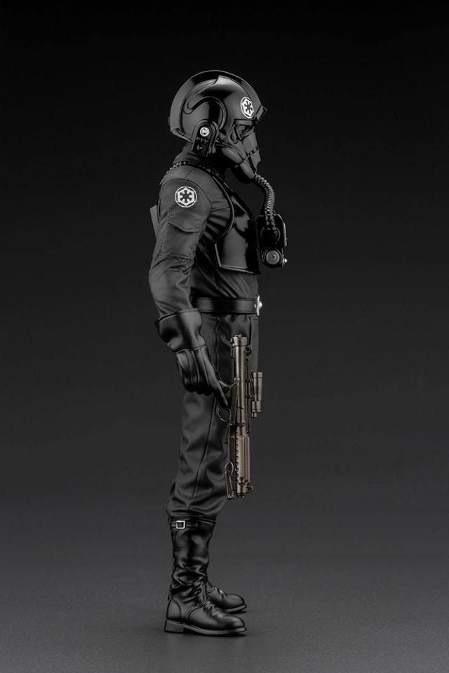 Star Wars TIE Fighter ARTFX+ Statue Koto-t44