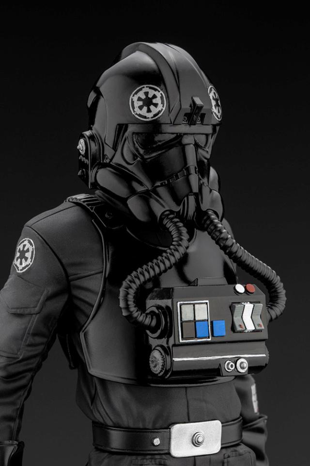 Star Wars TIE Fighter ARTFX+ Statue Koto-t46