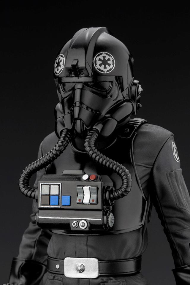 Star Wars TIE Fighter ARTFX+ Statue Koto-t47