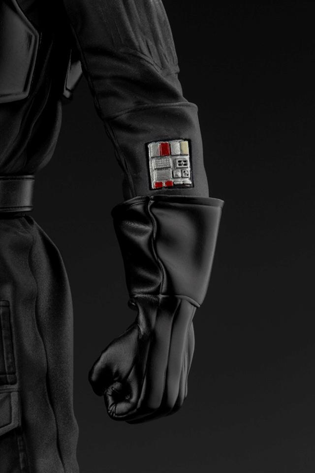 Star Wars TIE Fighter ARTFX+ Statue Koto-t48
