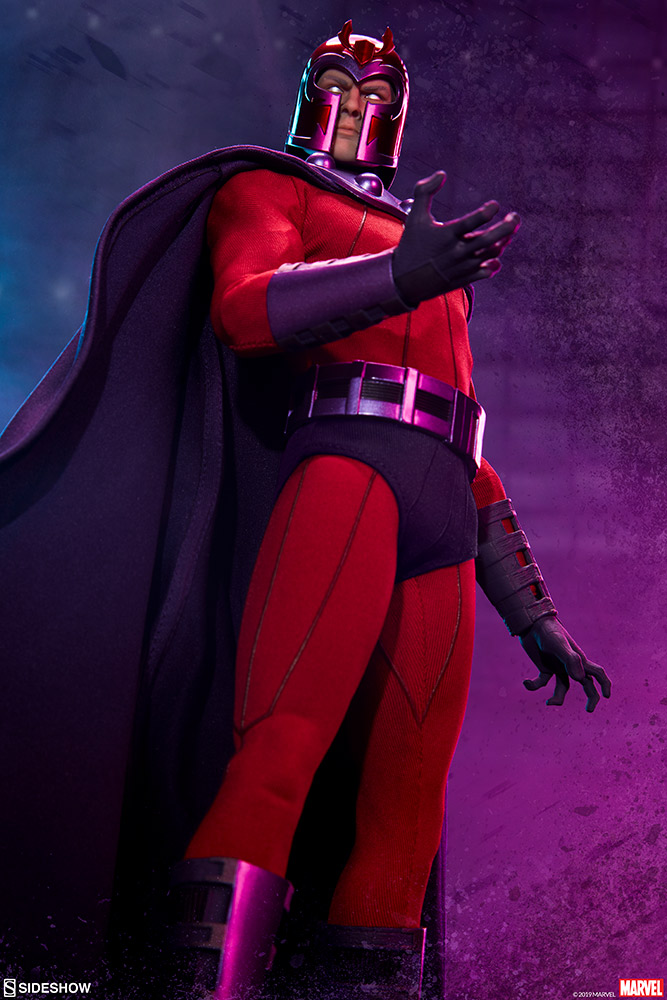 MAGNETO Sixth Scale Figure  Magnet11