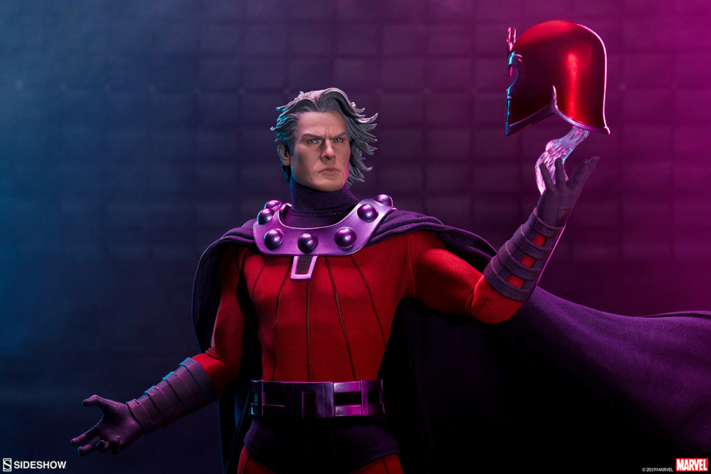 MAGNETO Sixth Scale Figure  Magnet12