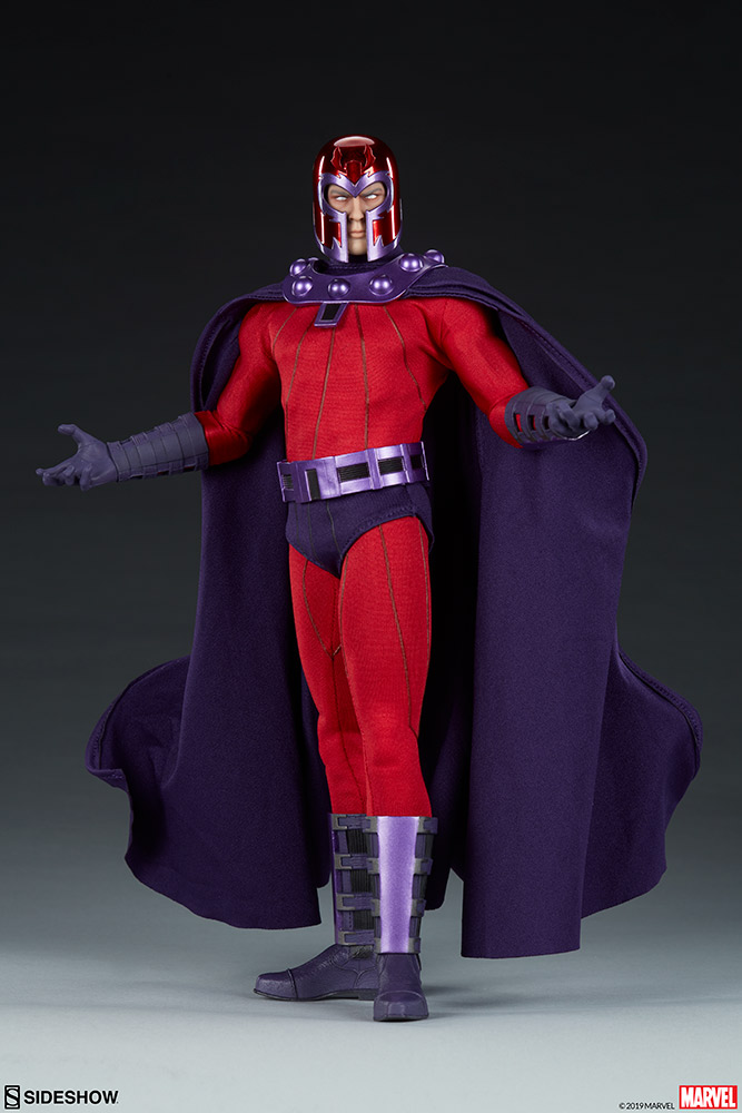 MAGNETO Sixth Scale Figure  Magnet13