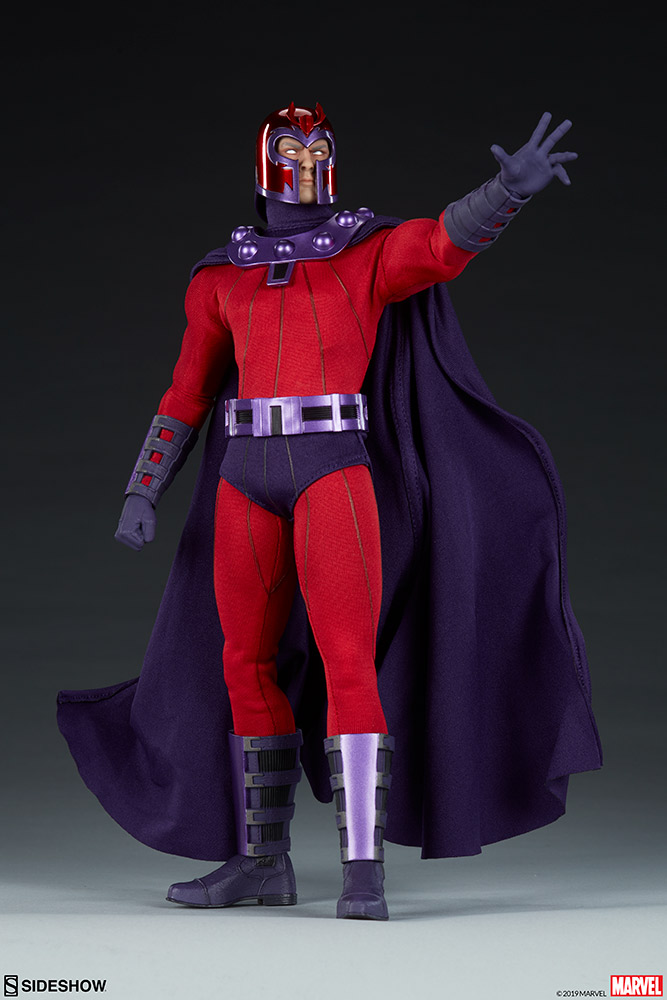 MAGNETO Sixth Scale Figure  Magnet14