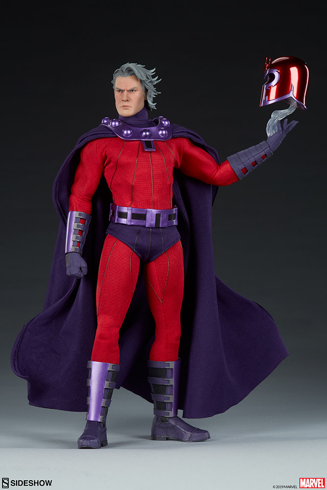 MAGNETO Sixth Scale Figure  Magnet15