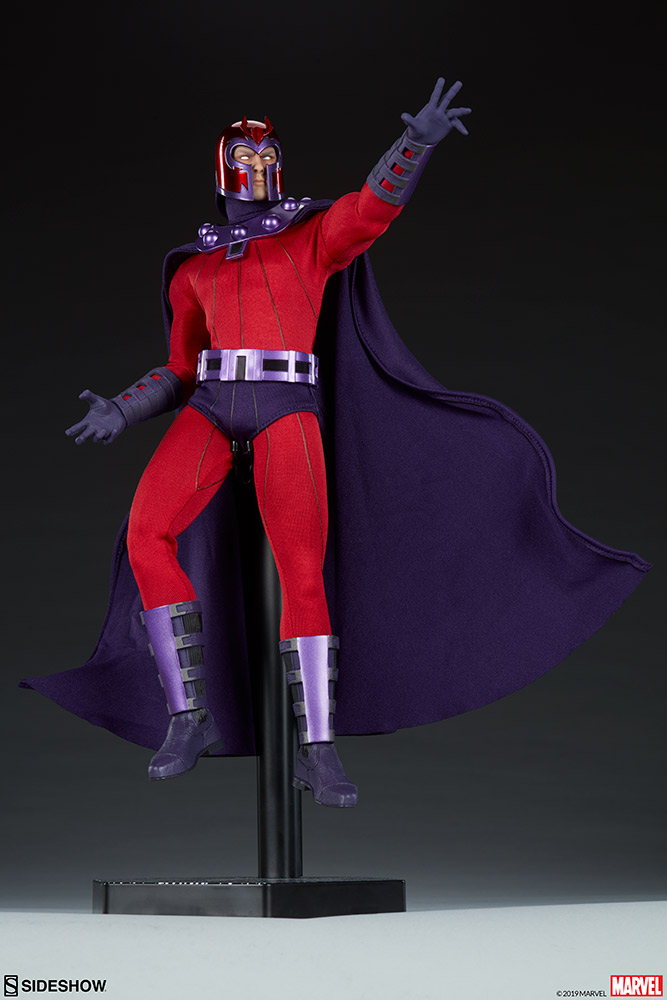 MAGNETO Sixth Scale Figure  Magnet16