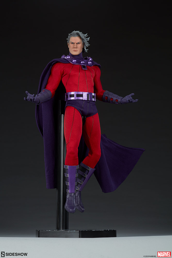 MAGNETO Sixth Scale Figure  Magnet17