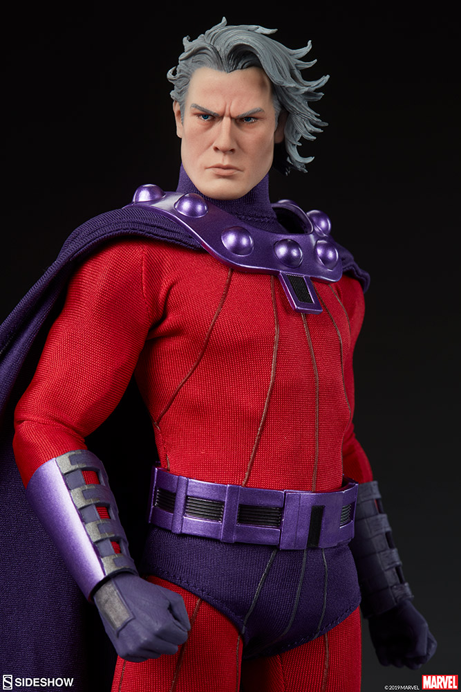MAGNETO Sixth Scale Figure  Magnet18