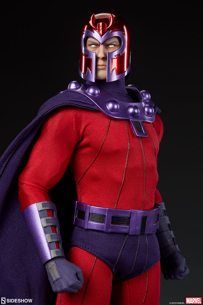 MAGNETO Sixth Scale Figure  Magnet19