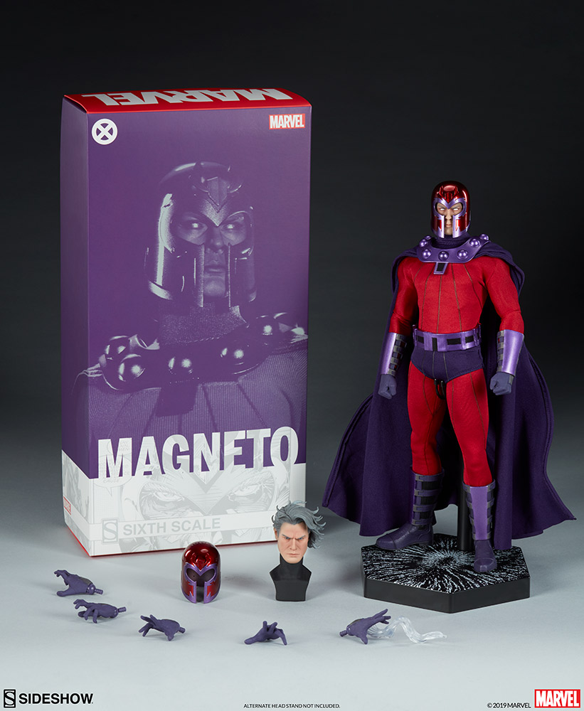 MAGNETO Sixth Scale Figure  Magnet23