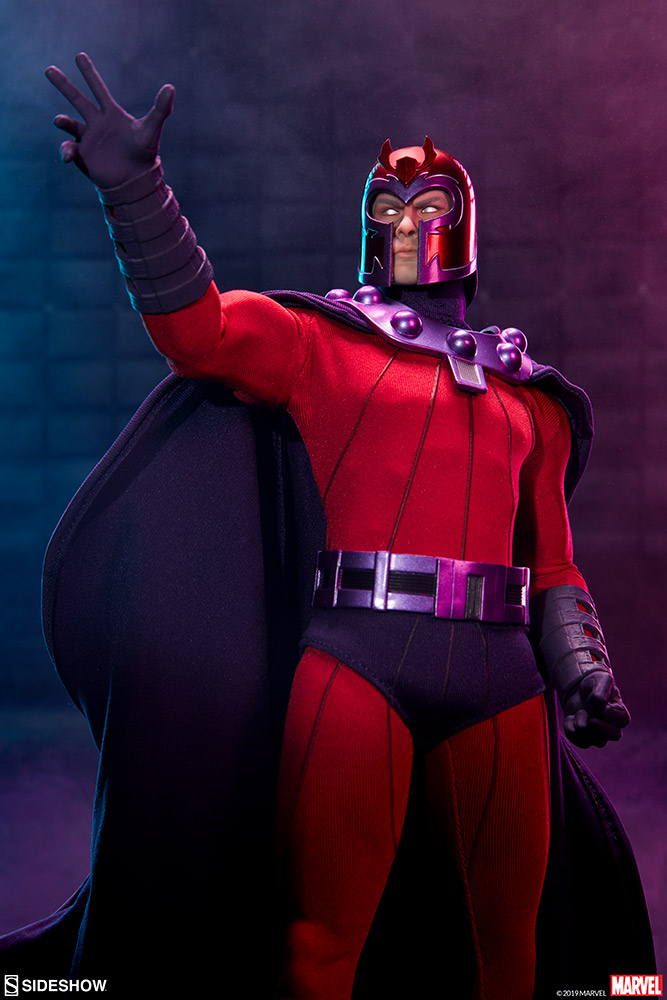 MAGNETO Sixth Scale Figure  Magnet24