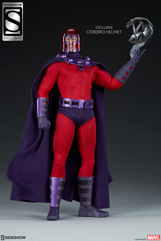 MAGNETO Sixth Scale Figure  Magnet25
