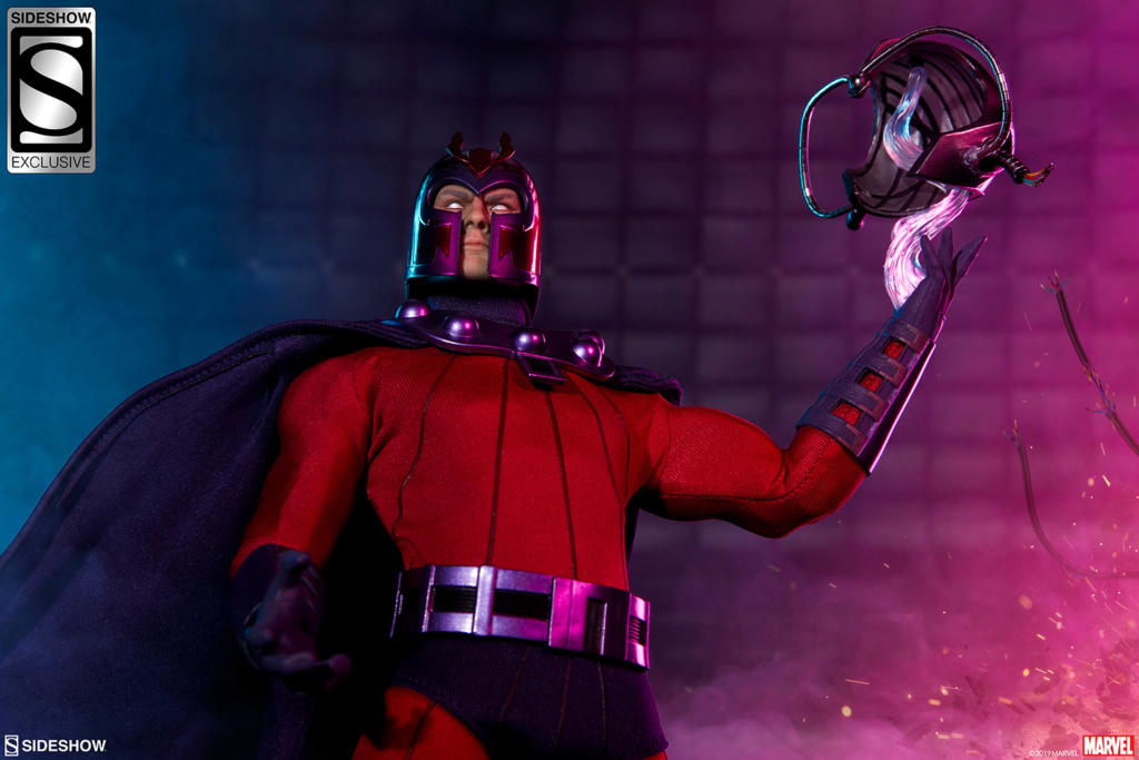 MAGNETO Sixth Scale Figure  Magnet28