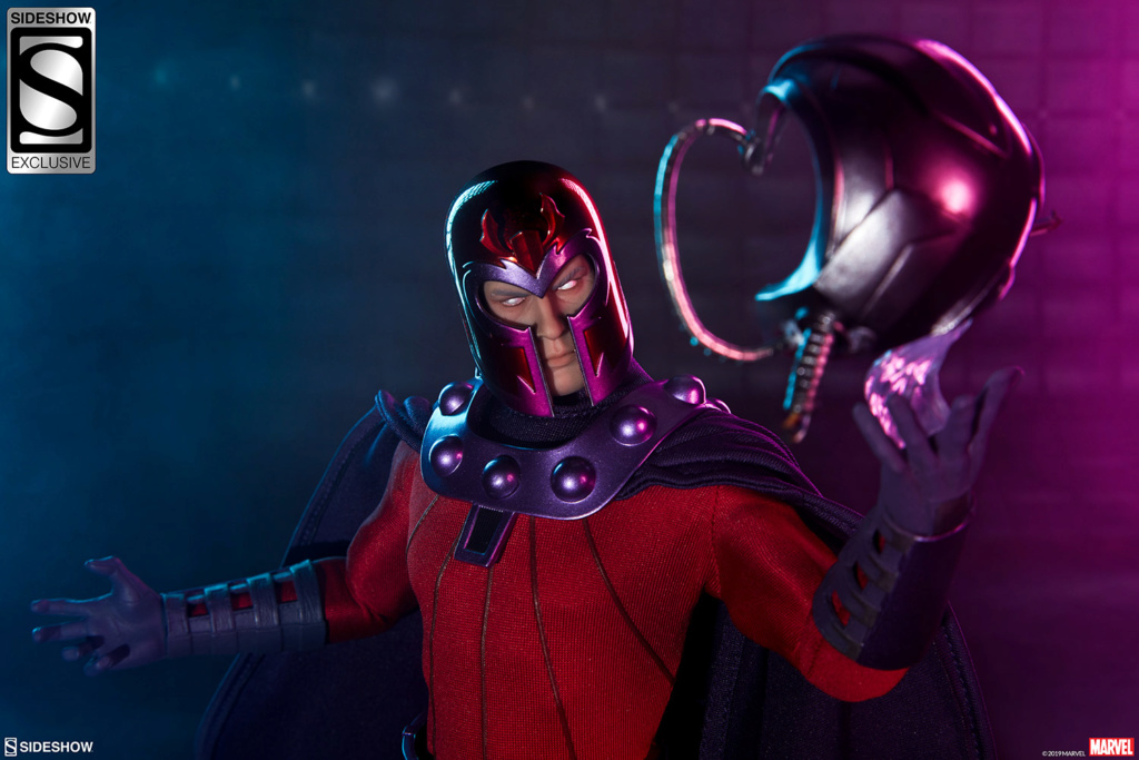 MAGNETO Sixth Scale Figure  Magnet29
