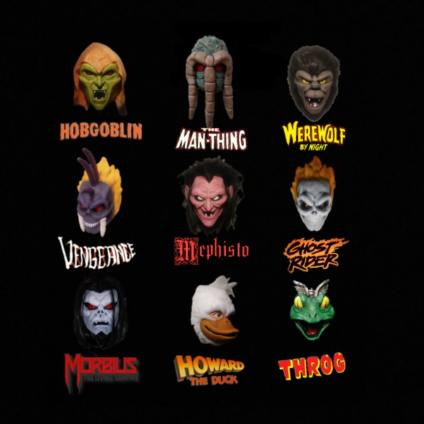 Mc Allisters Masks  Mcalli12