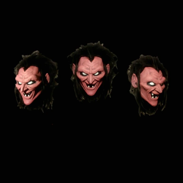 Mc Allisters Masks  Mcalli16