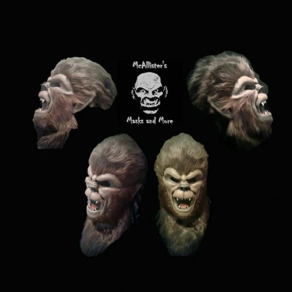 Mc Allisters Masks  Mcalli19