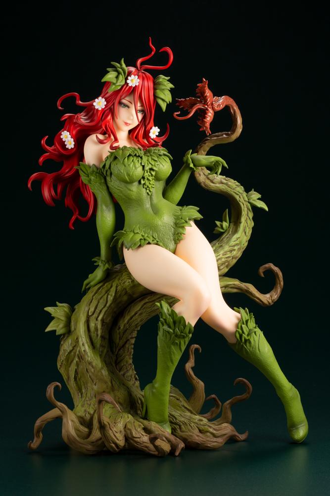 DC Comics – Poison Ivy Returns Bishoujo Statue Poison10