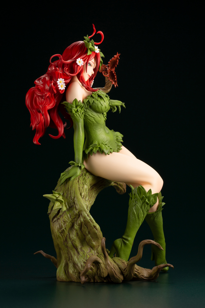 DC Comics – Poison Ivy Returns Bishoujo Statue Poison12