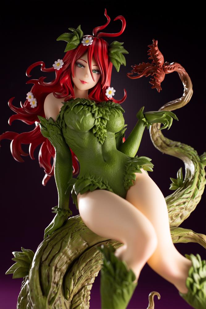 DC Comics – Poison Ivy Returns Bishoujo Statue Poison19