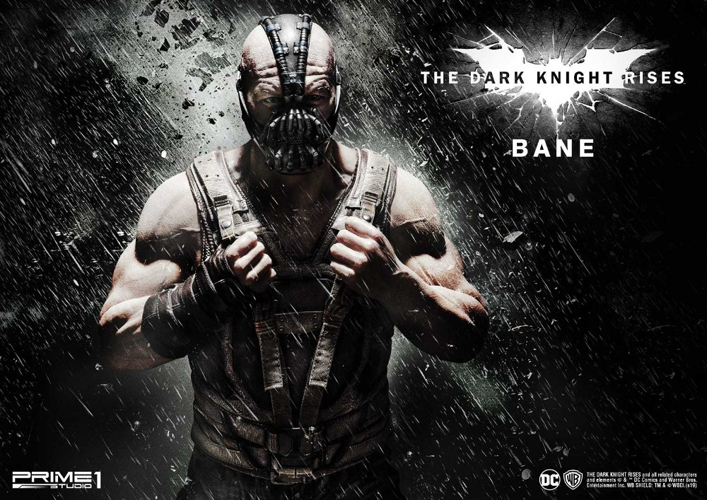 The Dark Knight Rises – Bane Statue and Bust 1/3 Prime-44