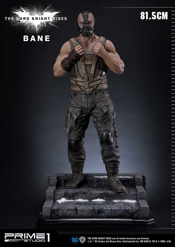 The Dark Knight Rises – Bane Statue and Bust 1/3 Prime-45
