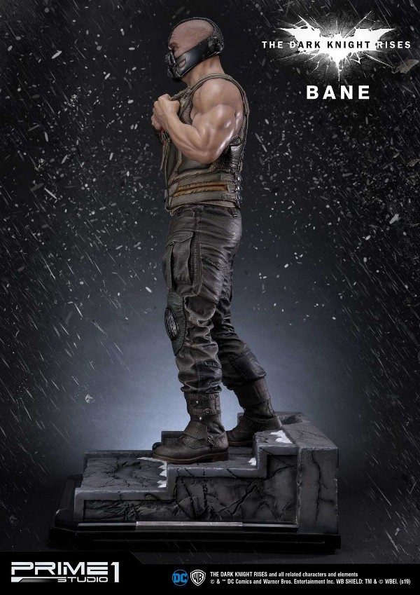 The Dark Knight Rises – Bane Statue and Bust 1/3 Prime-47
