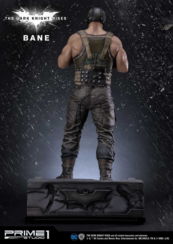 The Dark Knight Rises – Bane Statue and Bust 1/3 Prime-48
