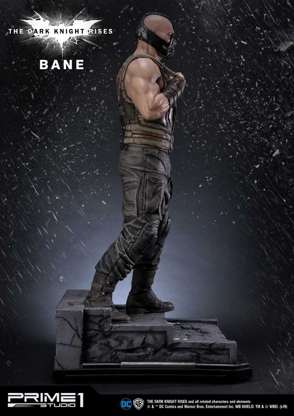 The Dark Knight Rises – Bane Statue and Bust 1/3 Prime-49