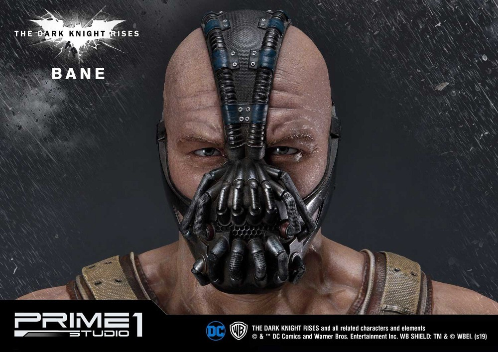 The Dark Knight Rises – Bane Statue and Bust 1/3 Prime-50