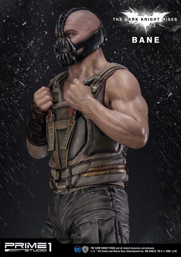 The Dark Knight Rises – Bane Statue and Bust 1/3 Prime-51