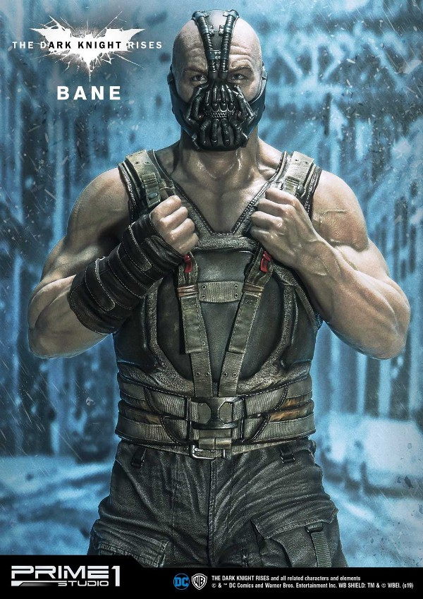 The Dark Knight Rises – Bane Statue and Bust 1/3 Prime-52