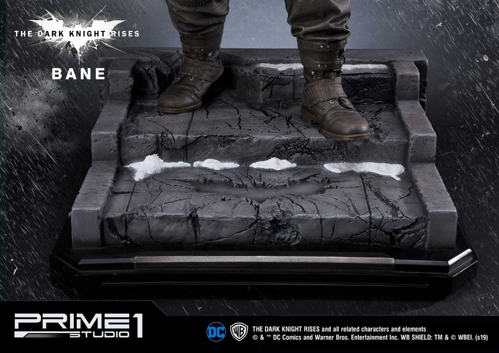 The Dark Knight Rises – Bane Statue and Bust 1/3 Prime-53