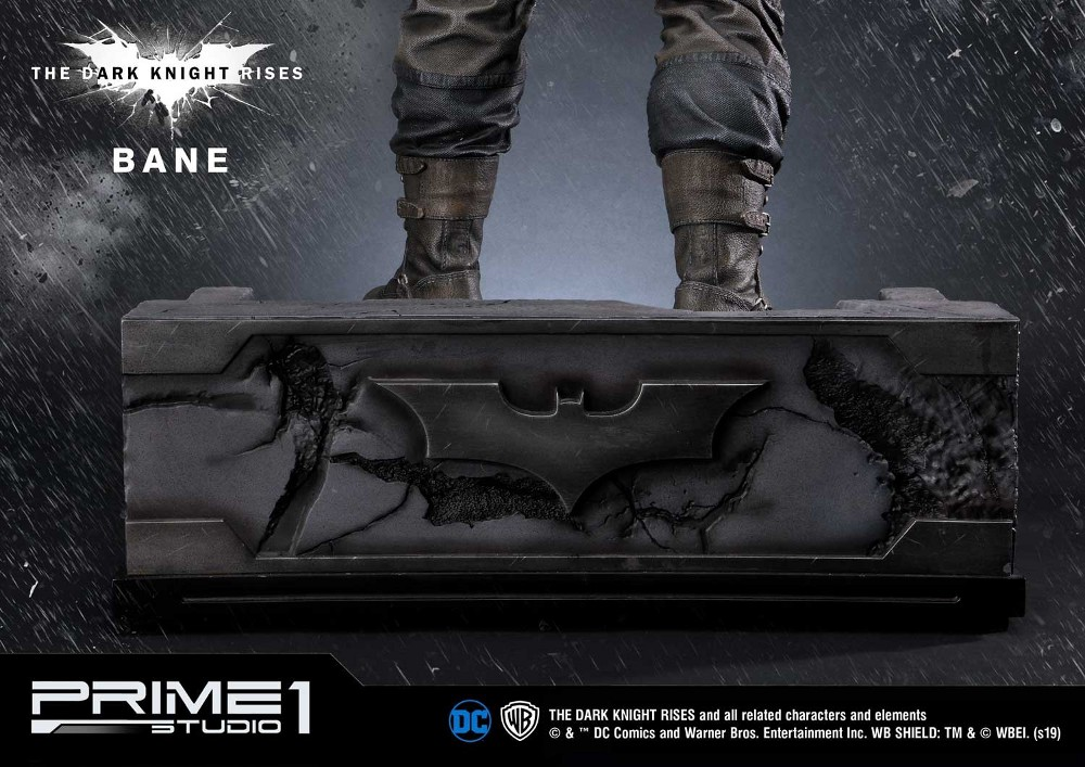 The Dark Knight Rises – Bane Statue and Bust 1/3 Prime-54