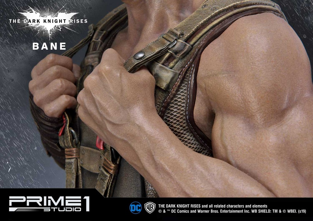 The Dark Knight Rises – Bane Statue and Bust 1/3 Prime-56