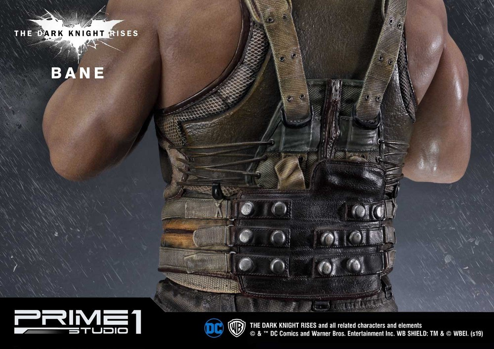 The Dark Knight Rises – Bane Statue and Bust 1/3 Prime-57