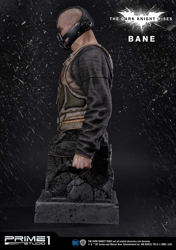 The Dark Knight Rises – Bane Statue and Bust 1/3 Prime-63