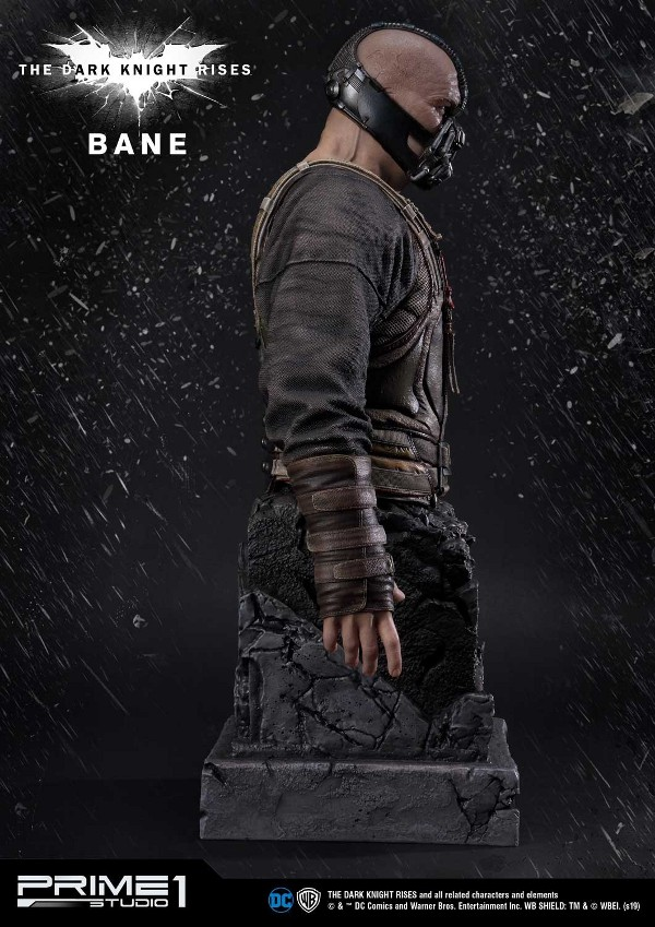 The Dark Knight Rises – Bane Statue and Bust 1/3 Prime-65