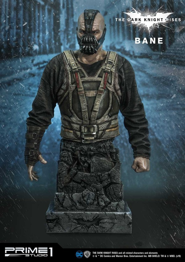 The Dark Knight Rises – Bane Statue and Bust 1/3 Prime-66