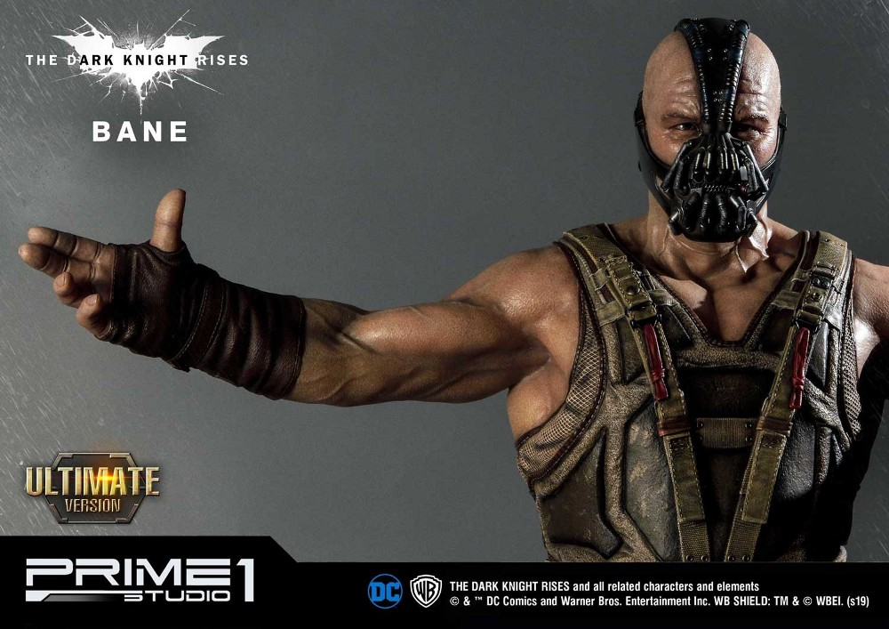 The Dark Knight Rises – Bane Statue and Bust 1/3 Prime-67
