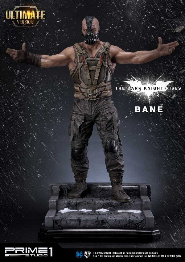 The Dark Knight Rises – Bane Statue and Bust 1/3 Prime-68