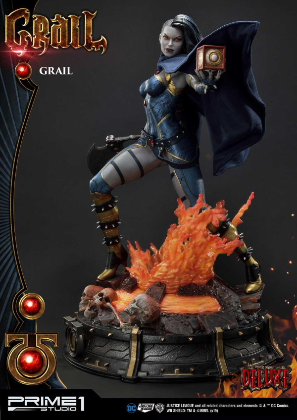 Justice League comics Series – Grail 1/3 Scale Statue  Prime127